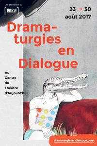 Programme Dramaturgies en dialogue 2017